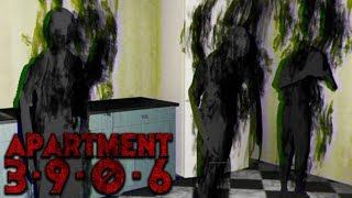 I DON'T KNOW WHAT HAPPENED, BUT THAT WAS SOME SCARY SH*T - Apartment 3906 Gameplay