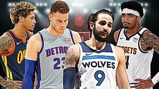 НБА ТОП 10 игроки проваливают сезон 2020-21