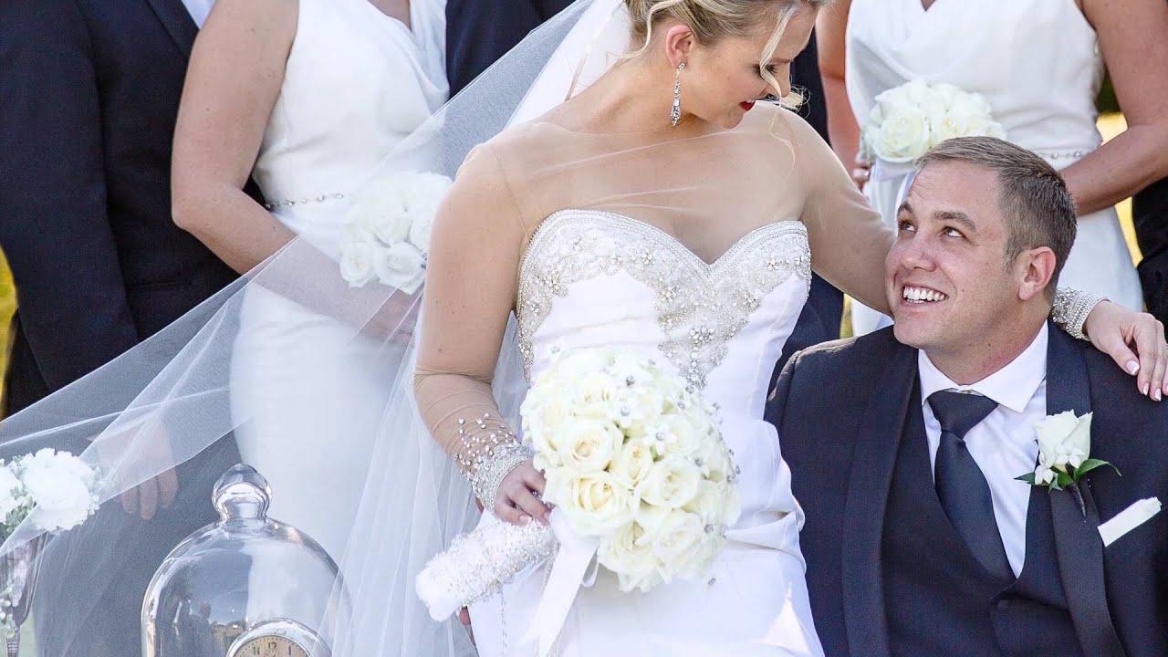 houston wedding videographer sans souci kari matt