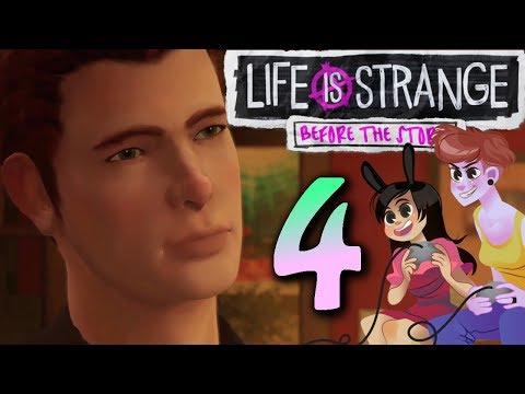 BEFORE THE STORM EPISODE 3 HELL IS EMPTY   2 GIRLS 1 LET'S PLAY GAMEPLAY PART 4