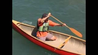 Canoe Strokes - Stationary Bow Draw -