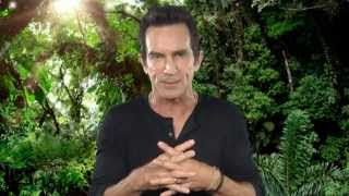 Jeff Probst talks about his Stranded series for kids
