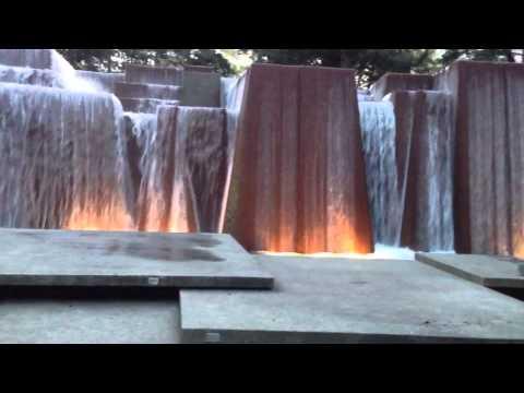 Portland's Ira Keller Fountain
