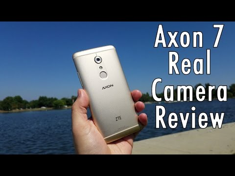 ZTE Axon 7 Real Camera Review: Ambitious but flawed...