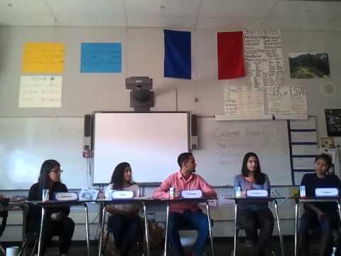High School DREAMers Unite Student Panel