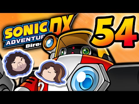 Sonic Adventure DX: Out of Batteries - PART 54 - Game Grumps |