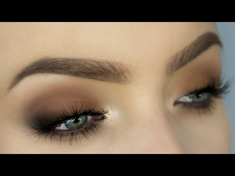 Hooded Eyes Eyeshadow \'The Dome Shape\' Technique | STEPHANIE LANGE