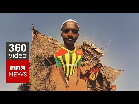 Damming the Nile in 360 video: Episode 1  – BBC News