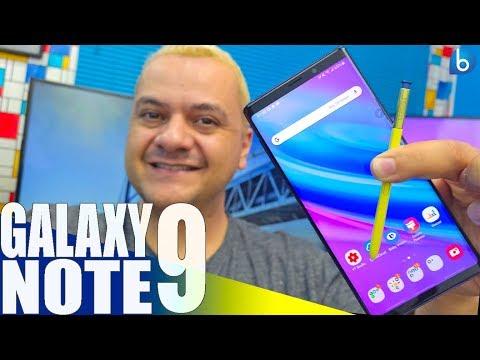 GALAXY NOTE 9 | SMARTPHONE EXCELENTE, MAS O PREÇO... ANÁLISE ATUALIZADA 2019