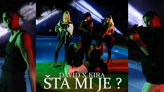 DAVID x KIRA - ŠTA MI JE (JUŽNI VETAR 2 OFFICIAL VIDEO)
