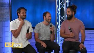 How Young the Giant Changed the Formation of Band Names With Just One Word