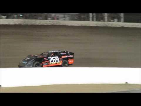 I 55 Raceway Sportsman feature Josh Ramer #269
