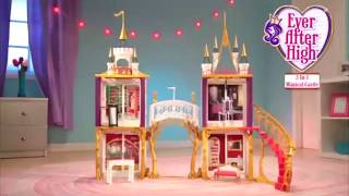 Замок Ever After High 2 in 1 Castle Playset