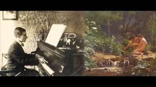 Ravel - Daphnis et Chloé, 3e partie, version pour piano seul (1910)