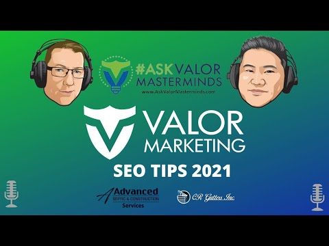 PODCAST: SEO Tips for 2021