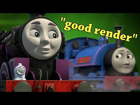 Thomas & Friends Top 5 Best CGI Renders Feat. Legend of the