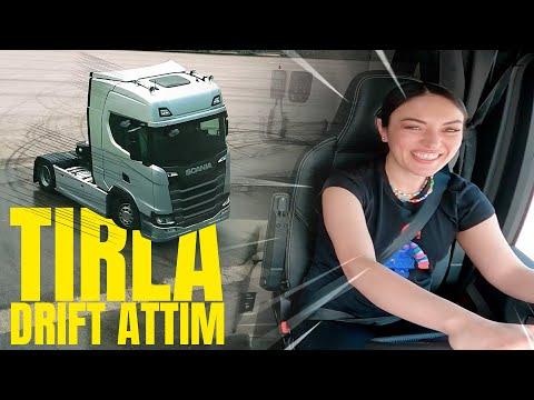 540 BEYGİRLİK TIRLA DRIFT ATTIM!