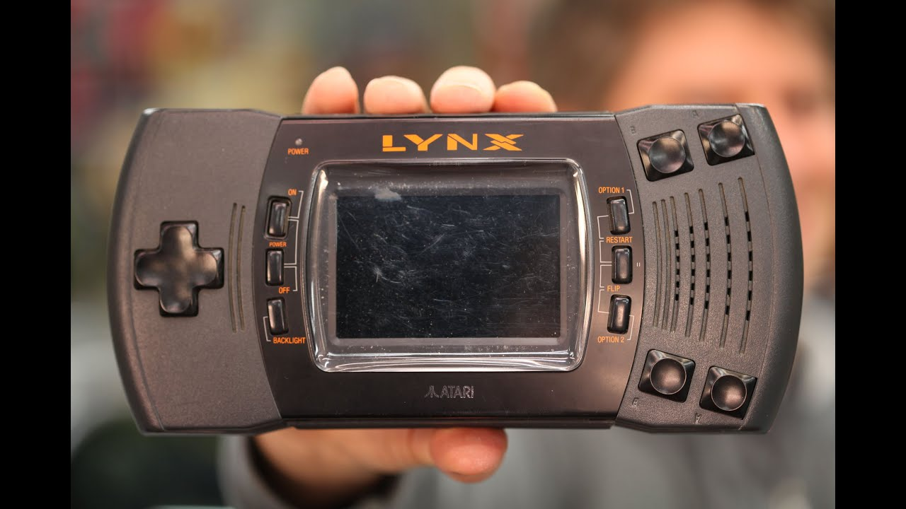 Atari Lynx Review Classic Game Room