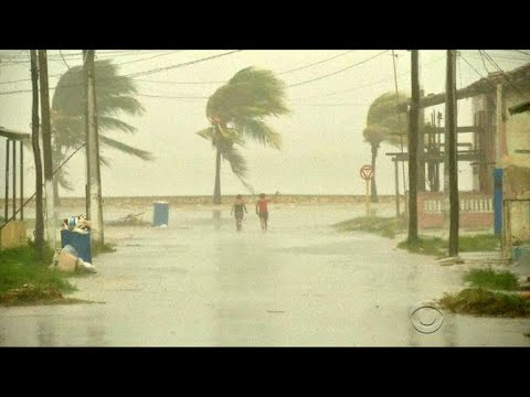 Historic storm leaves Cuba