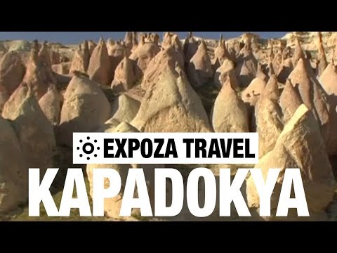 Kapadokya (Turkey) Vacation Travel Video Guide