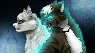 """[Коты-Воители] Искра и Коршун/""""Ненавижу тебя, но люблю"""""""