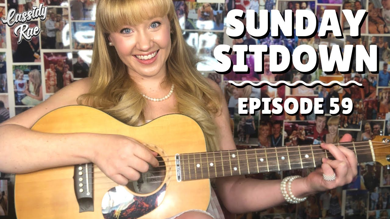 Sunday Sitdown ♡ Episode 59