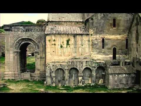 Зарисовка 46. Татев, монастырь 3 Армения