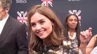 Jenna Coleman Talks About Change In Doctor Who