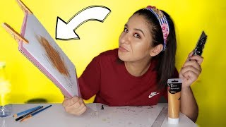DIY BACK TO SCHOOL - UN CLIPBOARD (je sais pas comment ca s'appelle en francais)