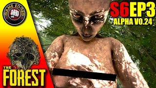 The Forest - Base Camp - S6EP3 (Alpha 0.24) Gameplay / Let