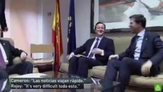 Rajoy: It