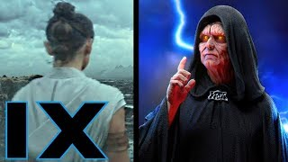 Star Wars Episode 9 ENDING EXPLAINED!! - Star Wars 9 TEASER Analysis