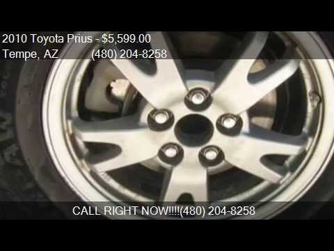 2010 Toyota Prius II 4dr Hatchback for sale in Tempe, AZ 852