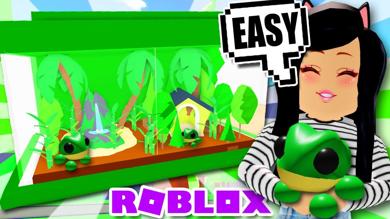 Nnkneecaps My First Video I Roblox Obbies 1 Twitch - Custom Frog Tank Tutorial Adopt Me Roblox Build Hacks