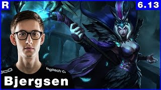 162. TSM Bjergsen - Leblanc vs Talon - Mid - July 2nd, 2016 - Season 6 - Patch 6.13