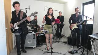 MEDLEY COVERS ELECTRO POP DON´T YOU WORRY CHILD, WE FOUND LOVE, WHEN LOVE TAKES OVER, UPTOWN FUNK
