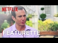 Arrested Development - Behind the Scenes - Will Arnett as GOB Bluth
