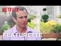 Arrested Development - Behind the Scenes | Will Arnett as GOB Bluth | Netflix