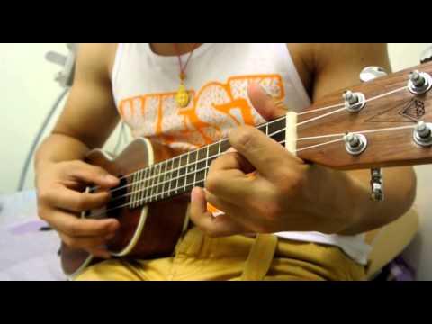 She Said - JJ Lin 她說 - 林俊杰 [Ukulele Cover] - YouTube