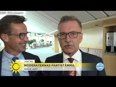 Ulf Kristofferson och Ulf Kristersson – så skiljer du dem åt - Nyhetsmorgon (TV4)