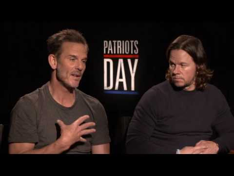Patriots Day: Mark Wahlberg & Peter Berg Movie Interview