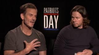 Patriots Day: Mark Wahlberg & Peter Berg Movie Interview