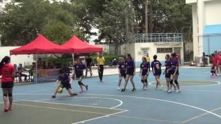 2016-17全港中小學學界閃避球錦標賽(新界東區)中學女子