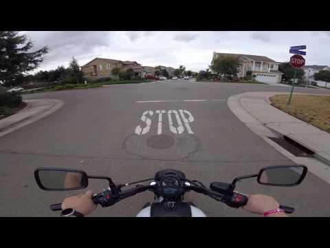 GoPro Hero5 Session Ride Test