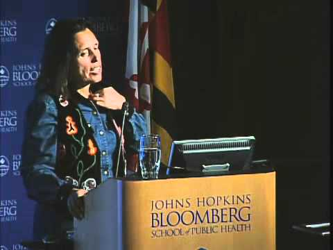 2012 Dodge Lecture - Winona LaDuke - Food Sovereignty, Biopiracy, and the Future