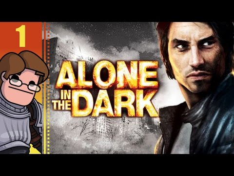Let's Play Alone in the Dark (2008) Part 1 - Firefighter Activates Manual Blinking