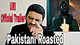 Pakistani Gully Boy Reacts To URI Official Trailer | Hindustan Ko Moo Tor Jawab