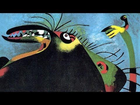 Joan Miró (1) - Le diable à ressort