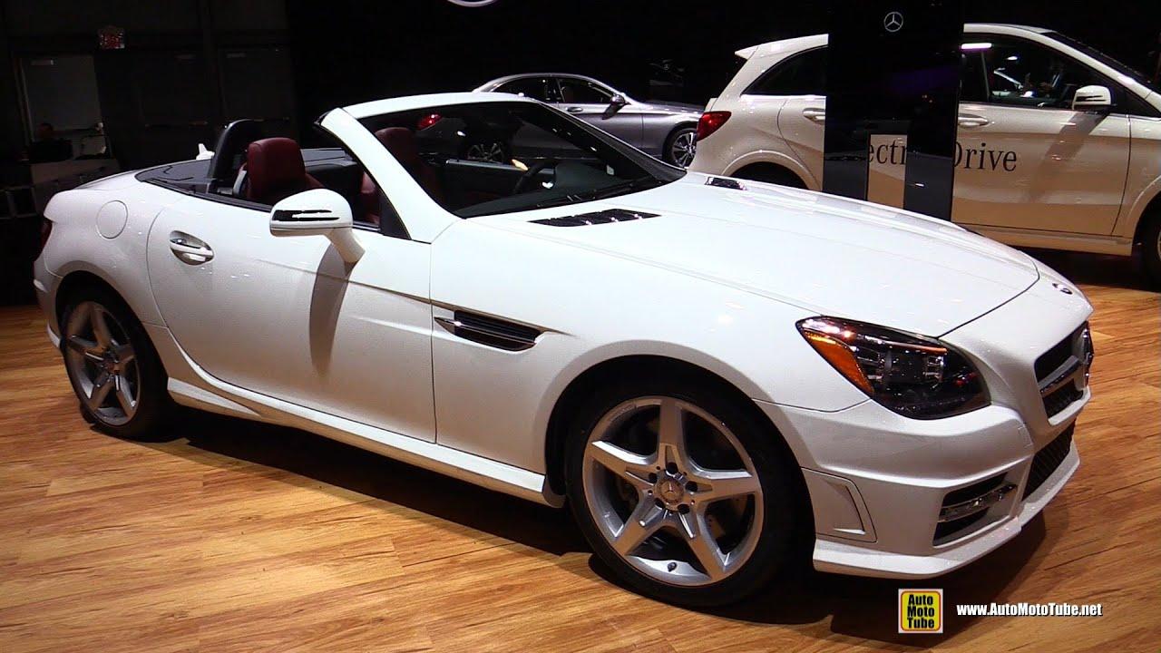 2015 mercedes benz slk350 roadster exterior and interior for Mercedes benz slk reviews