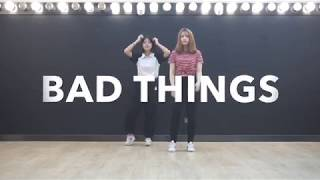 Dance with me | CSY & JM | Bad Things - Machine Gun Kelly, Camila Cabello Yoojung Lee Choreography